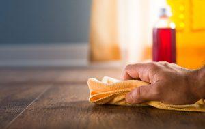 Protection de chantier et nettoyage
