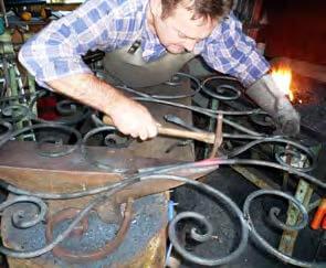 Artisans ferronnerie