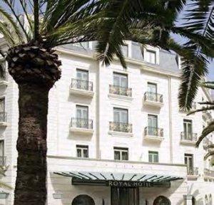 Ferronnerie - balcons royal hotel