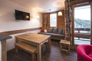 Rénovation appartement station de ski Après